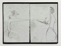 Monika, Zeichnung, Zeichnungen,