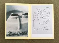 Portrait, Monika, Zeichnungen,