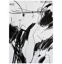 Art löchle, Zeichnung, Skizze, Skizzenbuch