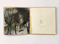 Skizzenbuch, Art löchle, Mischtechnik