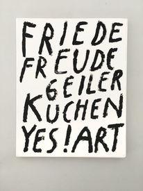 Freude, Yes, Kuchen, Yesart