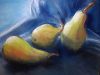 Birne, Malerei,
