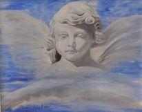 Malerei, Malerei modern, Engel