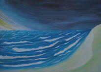 Licht, Meer, Strand, Wasser