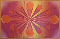 Rohr, Symmetrie, Perspektive, Malerei