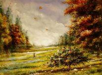 Romantik, Fantasie, Mystik, Herbst