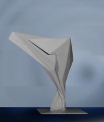 Sculpt, Figur, Vimpel, Abstrakt