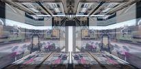Fresko, Ausstellung, Höchstgebot, Digitale kunst