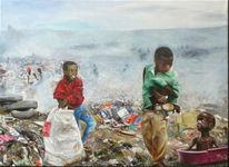 Armut, Glück, Umwelt, Afrika