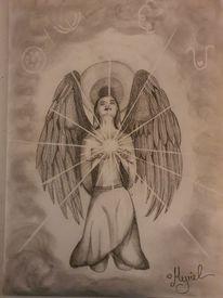 Jophiel, Erzengel, Licht, Zeichnungen