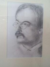 Menschen, Bleistiftzeichnung, Portrait, Zeichnungen