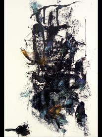 Farben, Schwarz, Düster, Malerei