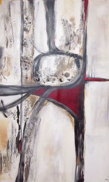 Fahren, Kunst verkaufen, Auto, Weg, Straße, Rot