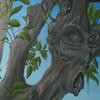 Pflanzen, Surreal, Baum, Natur