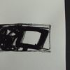 Abstrakt, Schwarz, Weiß, Malerei