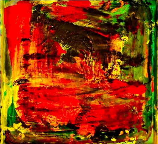 Tod, Malerei, Abstrakt, Ende, Traurig