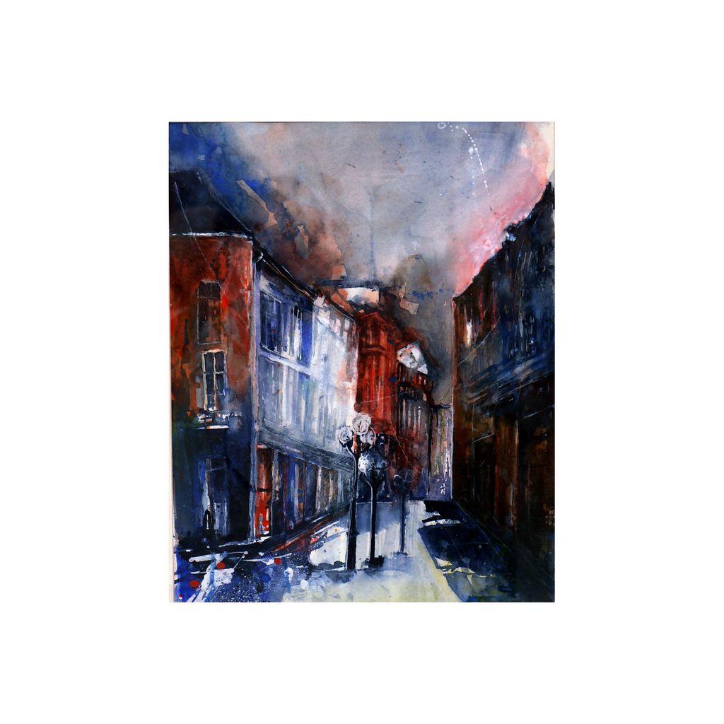 Mobel Frankreich Malerei : Bild malerei landschaften frankreich von nour jaafar