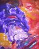 Malerei, Abstrakt, Begegnung