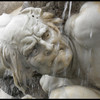 Brunnen II - mann, mamor, foto, nacht, kultur, wasser, wien, hofburg