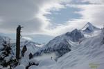Landschaft, Schnee, Winter, Licht