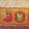 Apfel, Herbst, Stillleben, Malerei