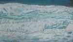 Meer, Welle, Monsum, Blau