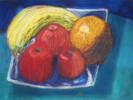 Grün, Apfel, Stillleben, Obst