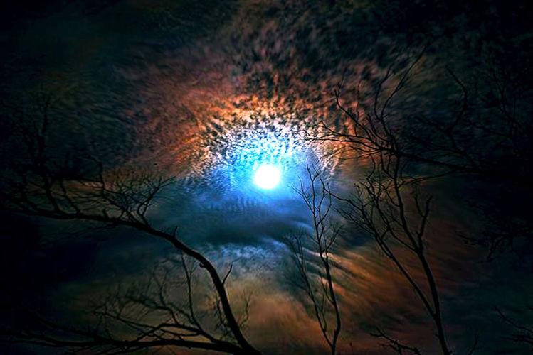 Wind, Kühl, Sonne, Licht, Holz, Wolken