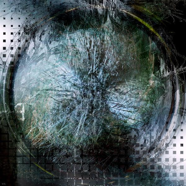 Kreis, Metall, Erneuerung, Weisheit, Bewusstheit, Struktur