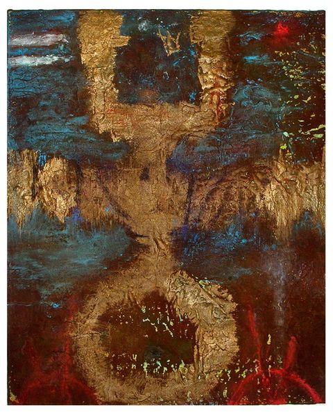 Mythologie, Sehnsucht, Dekoration, Götterzeichen, Götter, Malerei