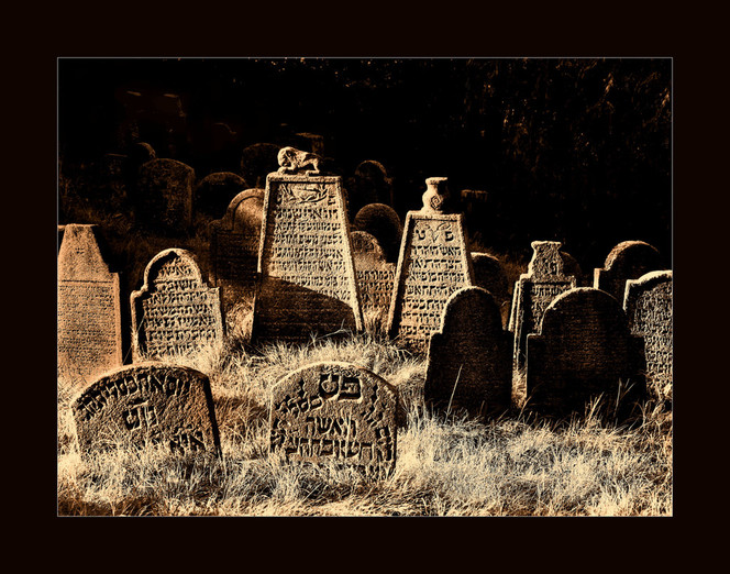 Fotografie, Friedhof