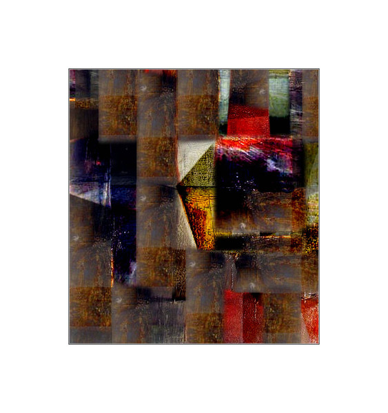 Digitale kunst, Abstrakt, Herbst