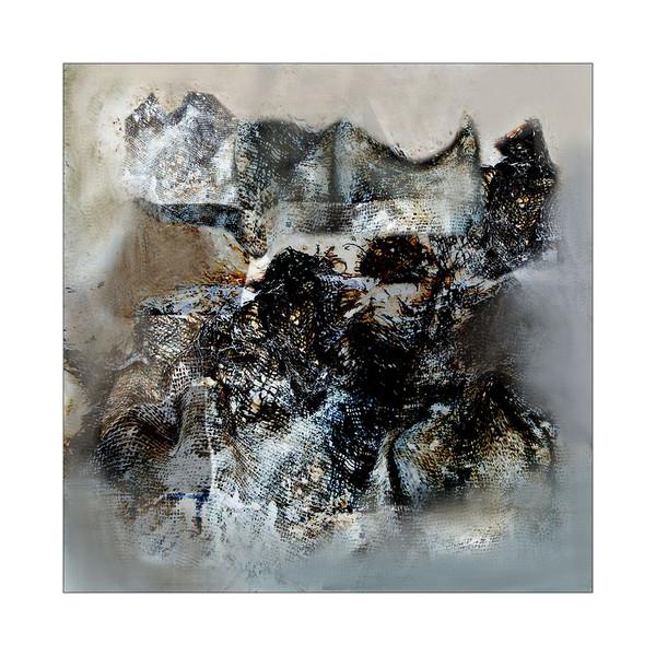 Digitale kunst, Abstrakt, Struktur