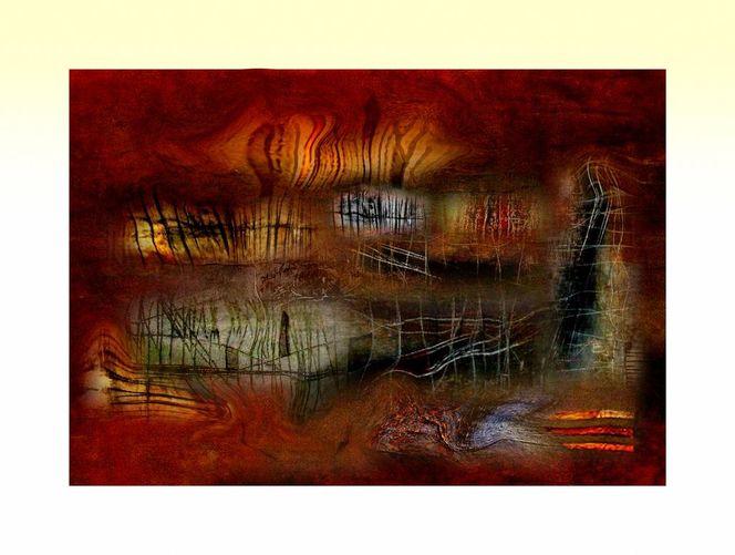 Digitale kunst, Surreal, Tief