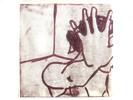 Gesicht, Ölmalerei, Druck, Hand