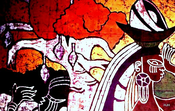 Gross Pict0002 Batik Nach Picasa 51011 Baum Frau Schwarz