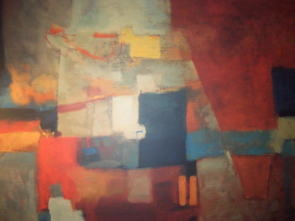 Bild Farben, Sonne, Toskana, Malerei von hermann