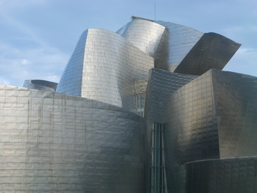 bild platin dach architektur abstrakt von hermann