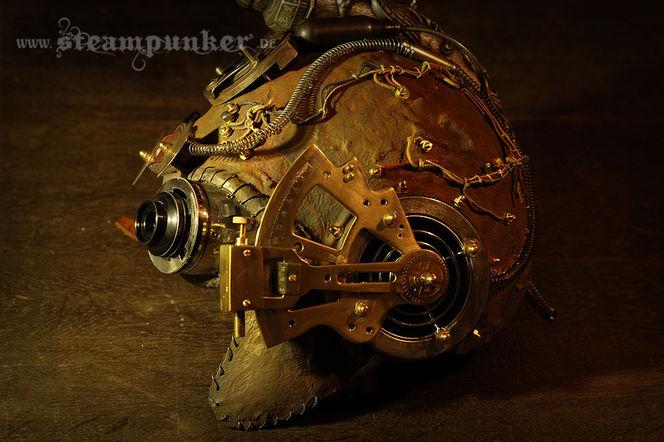 Steampunk, Brille, Cosplay, Ingolstadt, Helm, Cklockwork