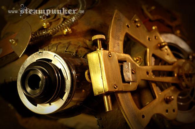 Brille, Cosplay, Ingolstadt, Steampunk, Helm, Cklockwork