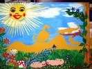 Freuen, Sonne, Kinder, Spielen
