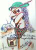 Manmussnervenwiedrahtseilehaben werbung, Zeichnungen