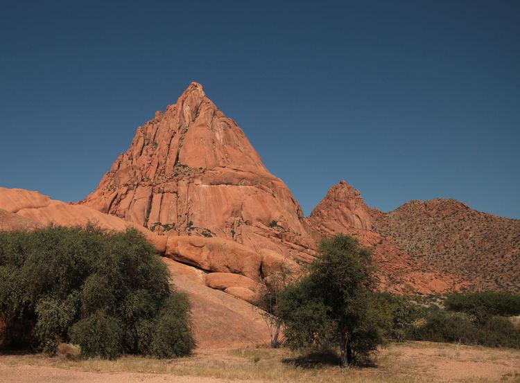 Namibias matterhorn, Spitzkoppe, Fotografie