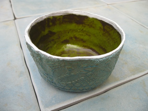 Glasur, Ton, Schale, Borte, Kunsthandwerk, Keramik