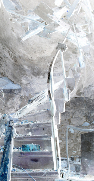 Surreal, Treppe, Digital, Irina wall, Fotografie