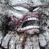 Fiktion, Acrylmalerei, Surreal, Mischtechnik