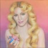 Sänger, Portrait, Acrylmalerei, Madonna
