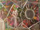 Malerei, Abstrakt, Fantasie