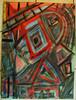 Malerei, Abstrakt, Stille