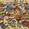 Abstrakt, Expressionismus, Ölmalerei, Meditations